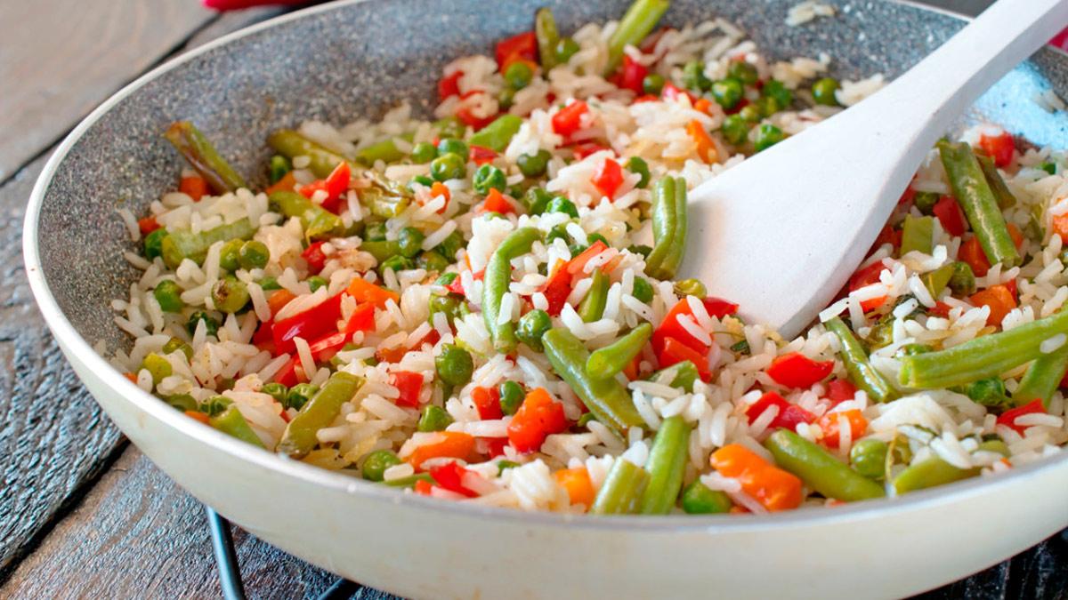 Cucinare il riso