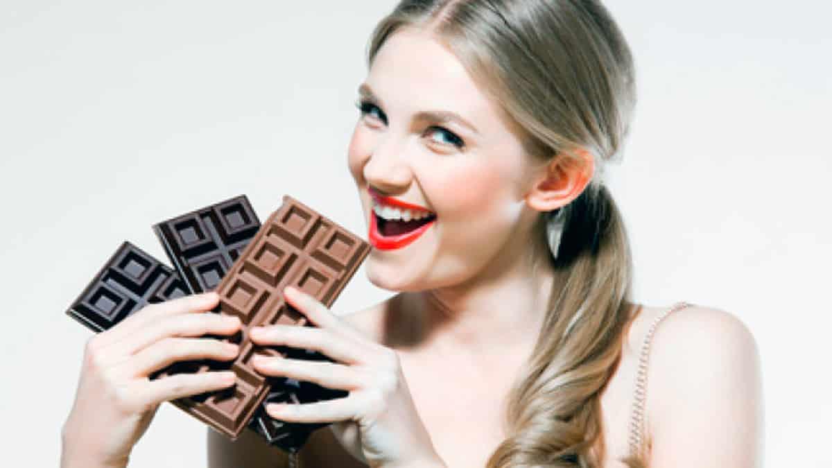 Mangiare cioccolato in modo compulsivo