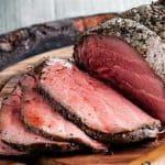 Sognando il roast beef