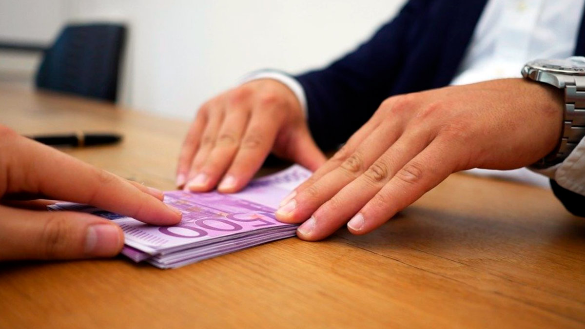 Sognando un prestito bancario