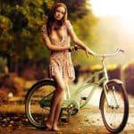 sognare con la bicicletta