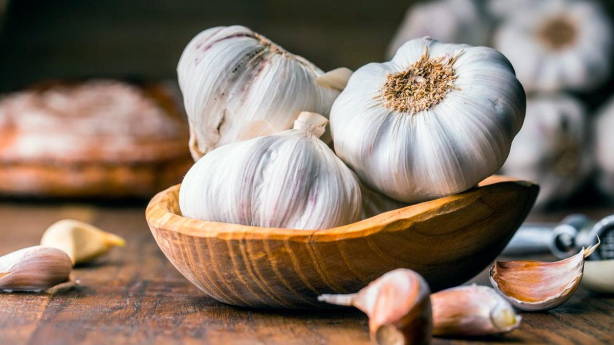 sognare con l'aglio