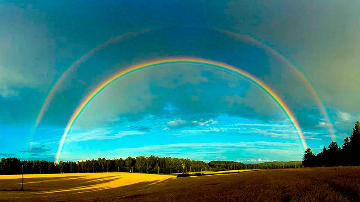 sognare gli arcobaleni