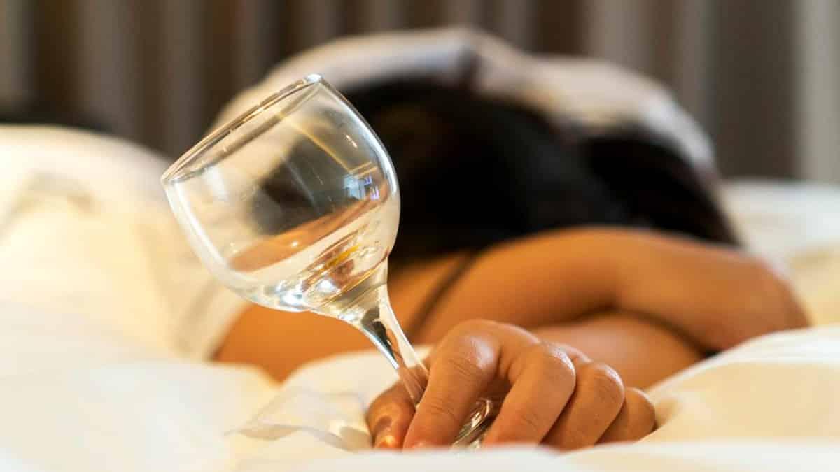 sognare gli ubriachi