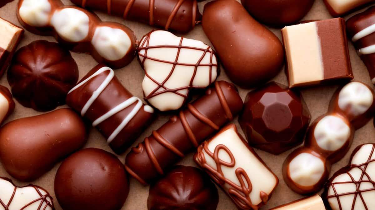 sognare il cioccolato