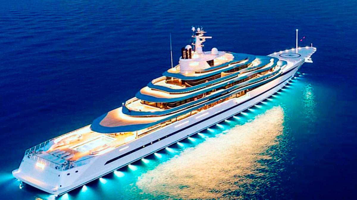sognare una barca o uno yacht