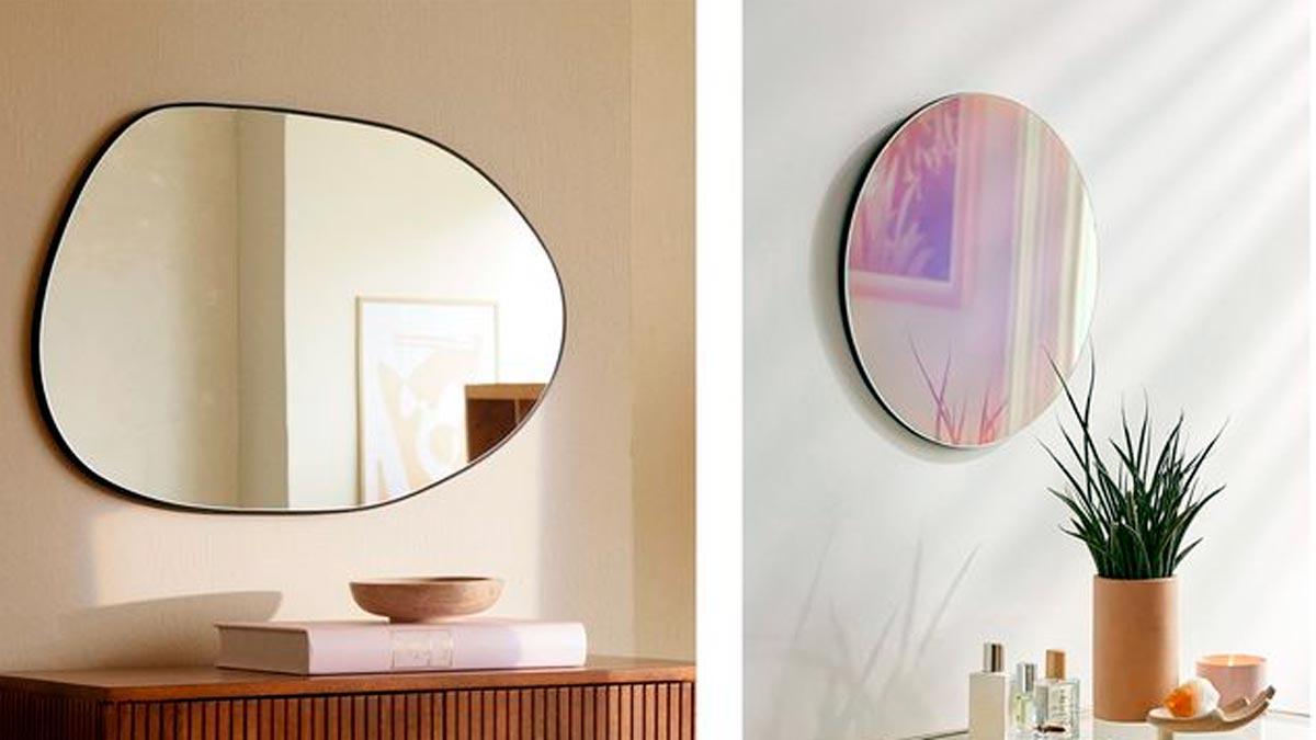 sognare con uno specchio