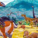 sognare i dinosauri