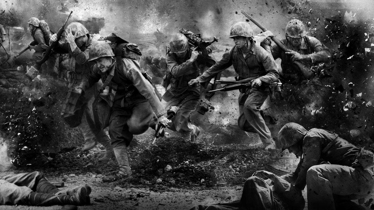 sognare la guerra