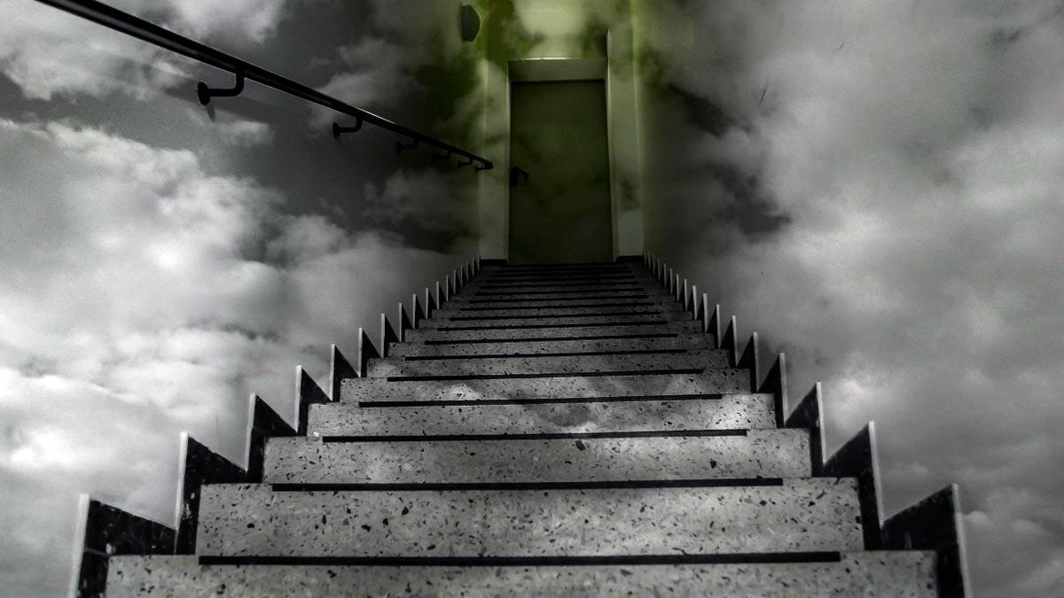 sognare le scale