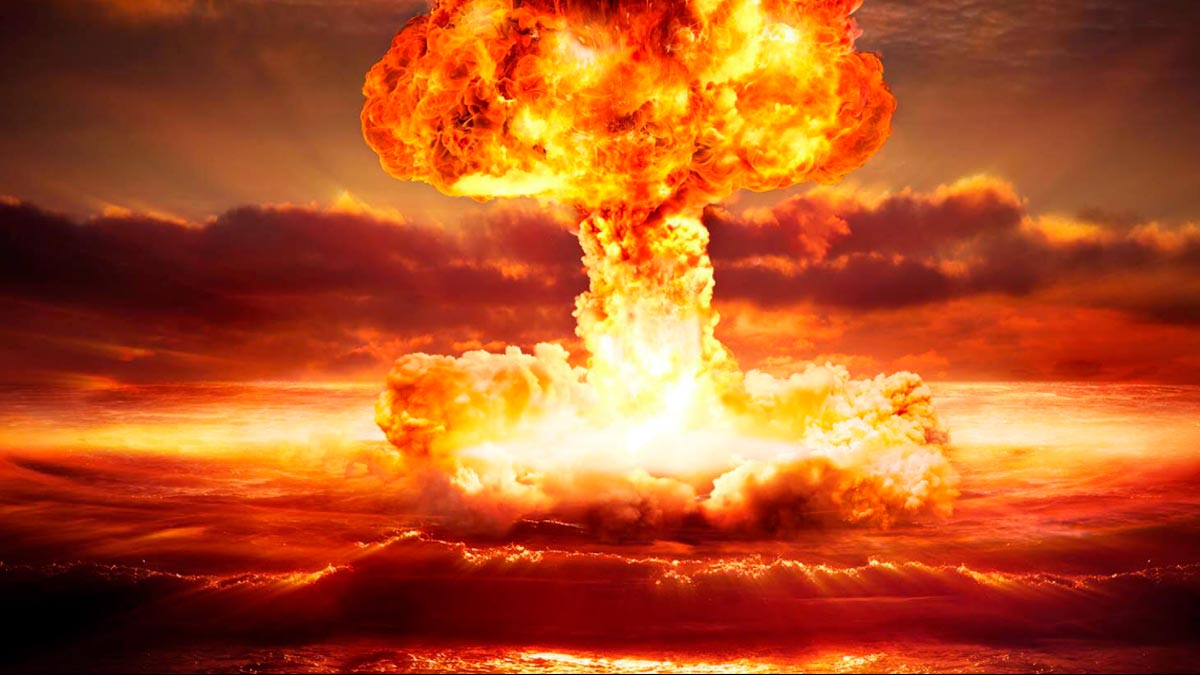 sognare l'esplosione