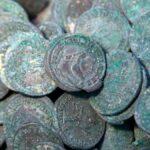 sognare le vecchie monete