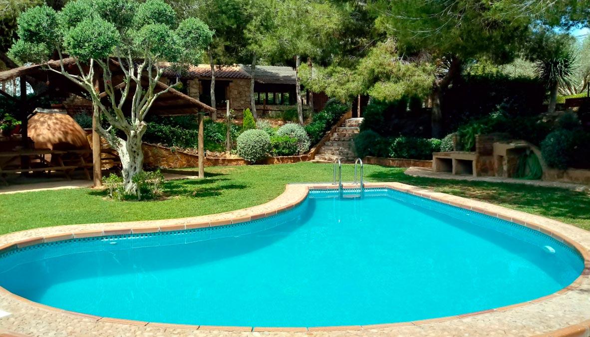 sognare una piscina