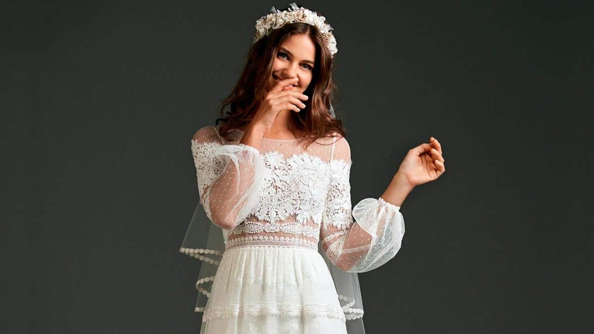 sognare un abito da sposa