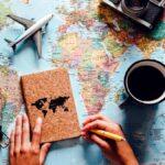 sognare viaggi, aerei e valigie