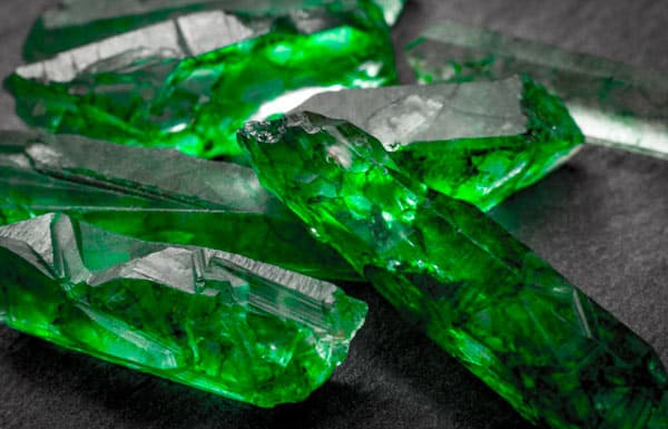 sognare lo smeraldo